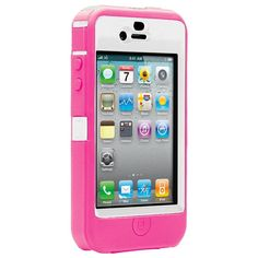 OtterBox iPhone case for my iPhone 4S, thinking about getting this =)
