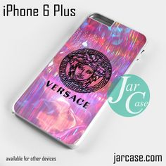 Distort Versace Phone case for iPhone 6 Plus and other iPhone devices