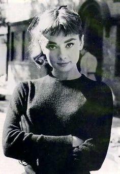 Audrey Hepburn, Sabrina, 1954 by Gatochy, via Flickr