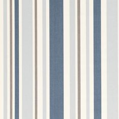 Blue striped curtains ebay electronics cars fashion - P M Villa Nova Saskia Duck Egg Blue Stripe Chenille
