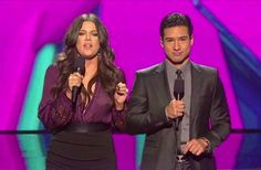 Khloe Kardashian X factor debut