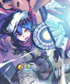 Poppi from Xenoblade Chronicles 2 Character Concept, Character Art, Character Design, Xeno Series, Xenoblade Chronicles 2, Comic Manga, A Hat In Time, Estilo Anime, Lol Pics