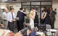 Behind the finale #TheOffice