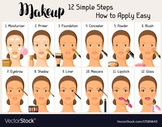 Simple Everyday Makeup Tips for Beginners - Rashmi Shetty - Medium tips . - Simple Everyday Makeup Tips for Beginners – Rashmi Shetty – Medium tips for beginners S - Simple Everyday Makeup, Everyday Makeup Tutorials, Makeup Tutorial For Beginners, Makeup Essentials For Beginners, Basic Makeup For Beginners, Make Up Beginners, Makeup Products For Beginners, Contouring For Beginners, Everyday Makeup Routine