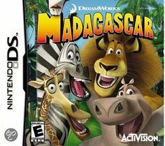 Madagascar Madagascar, gebaseerd op de aankomende animatiefilm van DreamWorks, is de enige game die spelers in de wereld van een team van verschillende karakters (4 hilarische dieren, een leeuw, een zebra, een giraf en een nijlpaard, uit de dierentuin van Central Park) toelaat. De spelers moeten de natuurlijke vaardigheden van elk dier beheersen terwijl zij de opwindende stad New-York en het gevaarlijke eiland Madagascar ontdekken.