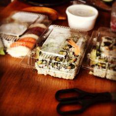 Kawa sushi Sushi, Dairy, Cheese, Food, Meal, Essen, Hoods, Meals, Eten