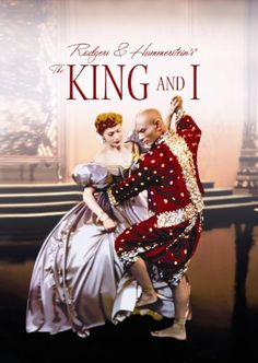 The King and I.    Suburban PLayers 2001
