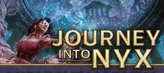 Join us on April 26-27 for our Journey Into Nyx Prerelease Party! There's a $20 buy-in to compete.   The top 8 players will receive prizes ranging from a Journey Into Nyx Booster Pack to the ever valuable in-store credit, and as always, FREE PIZZA!