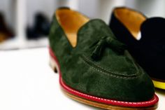 Mark McNairy New Amsterdam 2012 Spring/Summer Collection Preview - these are the only pair of tassled loafers i think i'd ever wear
