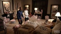 Jamal and Hakeem sing to Lola on Empire