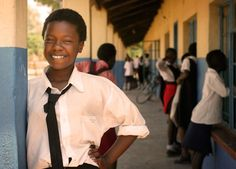 Reaching more than 1 million African children, CAMFED uses girls' education as a weapon against poverty and AIDS.