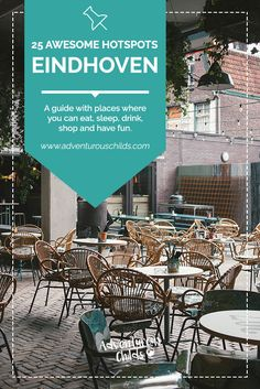 Maybe some of you think. 'What is it about Eindhoven that is so likable?!' Well… Eindhoven is kind of an underdog that isn't discovered yet. Also Eindhoven is the fifth-largest municipality of the Netherlands. Today I share hidden gems/hotspots in Eindhoven, The Netherlands. #breakfast #lunch #coffeebars #hotspots #cityguide #guide #eindhoven #Nederlands #ontbijt #restaurants #hotspots #food