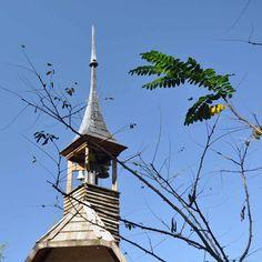 Chapel at La Cumbrecita, Cordoba, Argentina #chapel #churchtower #church #alpine#architecture #woodtiles#bells#bluesky#net #germanstyle#picoftheday #natgeo #nationalgeographic #yourshot#nikontop #nikonofficials #religion#nice#peaceful #quietness #outdoor#nature #naturefans#observer #explorer #experience