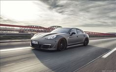 Prior Design has released a tuning kit, the Prior600 WB-kit for the Porsche Panamera 2014. The kit includes new front bumper bar with front spoiler, contoured engine hood and a rear bumper bar as well as a rear luggage compartment spoiler....