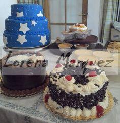 Tortas y mesa dulce