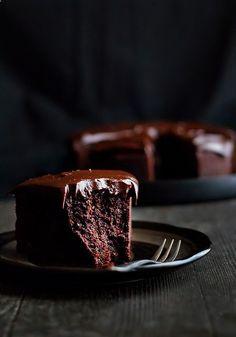 Chocolate Baileys Mud Cake