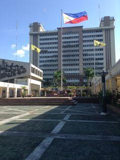 City Hall of Quezon City Philippines - Aladino Nibley