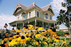 "The Bayless-Selby House Museum was built at the end of the 19th century in the Victorian ""Queen Anne"" style."