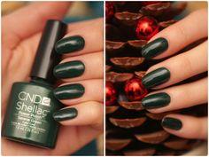 CND Shellac Serene Green - have