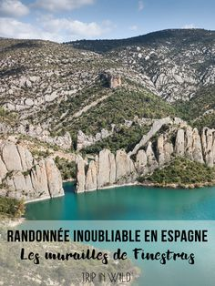 The two most beautiful hikes to do in Aragon in northern Spain, discover our photos and the topo of the Congost of Mont Rebei and the walls of Finestras Aragon, Spain Road Trip, Road Trip Europe, Monteverde, Montezuma, Travel Pictures, Travel Photos, Online Travel Agent, Travel Tags