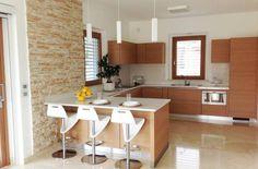 Cocinas de estilo moderno por Lucia D'Amato Architect