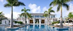 Style tropical | Maison & Demeure  | Gansevoort Turks & Caicos
