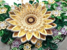 quilling-paw: quilling