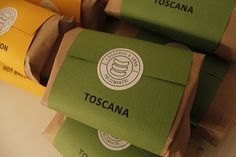 Packaging for home-made sausages on Behance