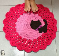 Recopilación de alfombras hechas con trapillo ¡Da color a tu hogar!