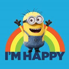 #cute#minion#happy#life