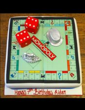 Childrens Birthday Cakes Gallery