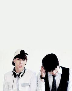 Mark and JB