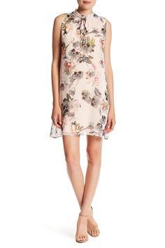 Sleeveless Floral Dress by Philosophy Cashmere on @nordstrom_rack