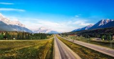 Through the Rocky Mountains  Throwback to my trip out to Vancouver. @explorecanada  @tourism.canada  #throwback #rockymountains #rockies #landscape #landscapephotography #vista #canada #highway #canada150 #canada #scenery #mountains #instaphoto #photograghy #followme #hamiltonphotographer #gtaphotographer #sonyalpha #a65 #SonyAlphasClub #sonyImages #dfproductions