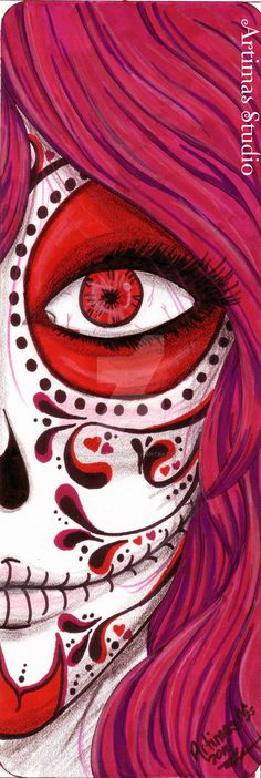 Pink Death 1.5 by ArtimasStudio.deviantart.com on @DeviantArt