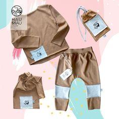 Komplet ubranek dla dziecka rozm. 92-98 Baby Shower Gifts, Kids Outfits, Wear Store, Sewing, Children, Babyshower, Instagram Posts, Clothes, Young Children
