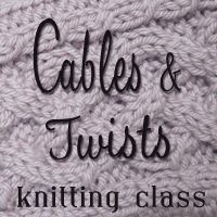 Knitting Cables & Twists