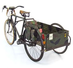No Gas? No Problem   sidecar on bugout Cargo trike/Nos. (The site has been dismantled is what it said when I tried to visit)