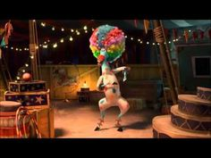 Afro Circus/ I Like To Move It: Music Video...brain break!