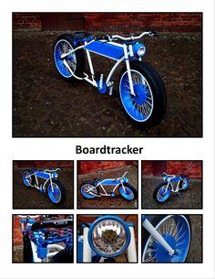 Sidecar, Electric Chopper Bike, Bicycle Engine, Fat Bike, Bike Parts, Bicycle Design, Choppers, Custom Bikes, Cool Bikes