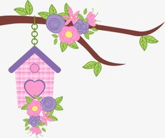 new summer creative bird house pattern : These free birdhouse plans include everything you need to develop a birdhouse in your yard. You could find detailed instructions, diagrams, photos, an. Clip Art, Nursery Drawings, House Clipart, Bird Clipart, Fabric Birds, Decorate Notebook, Pen Art, Art Wall Kids, Applique Quilts