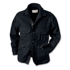 A winter jacket that easily transitions from the city to the wilderness - Mackinaw Cruiser