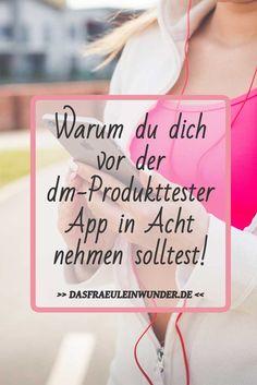 dm Produkttester App - Betrug - Virus - Trojaner - Smartphone