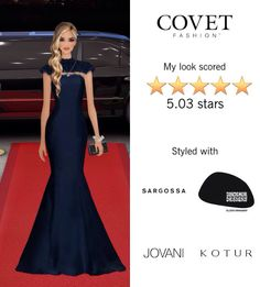 Covet Fashion.