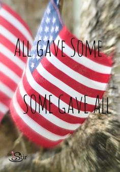 memorial day thank you pics