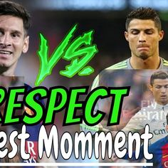 ***Hey FRiends,If you know Them,Must watch for Their Respect Ronaldo and MEssi Best Momment/Respect momment HD-Must Watch_ If you Her Fan.Thanks for Watching.how much they respest each other for Fan || SuBscRibe || Like ||Comment || For more ALSO CHECK_OUT MY CHANEL !!  #fashion #style #stylish #love #me #cute #photooftheday #nails #hair #beauty #beautiful #design #model #dress #shoes #heels #styles #outfit #purse #jewelry #shopping #glam #cheerfriends #bestfriends #cheer #friends…