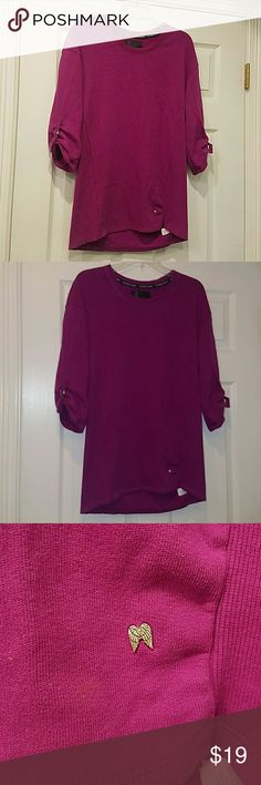 Victoria Secret work out sweater Like new no flaws.  Perfect for the gym or a chilly summer night. Victoria's Secret Jackets & Coats