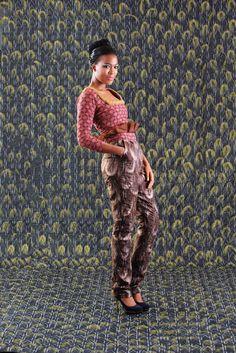 African Prints in Fashion: Prints of the Week: Duaba Serwa