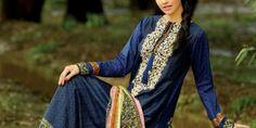 أجمل تصاميم الساري من Khaadi