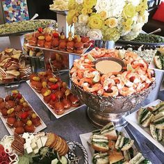 A fun and interactive birthday party for  @melthelifecoach you sure know how to entertain!  #cater #catering #ladybugzinc #ladybugscateringandevents